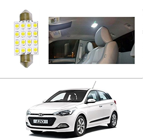 autostark 16 led roof light car dome light reading light for hyundai i-20 elite AutoStark 16 LED Roof Light Car Dome Light Reading Light For Hyundai I-20 Elite 51W3qkBmfXL