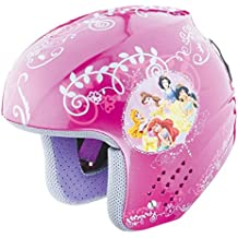Junior casco Briko esquí alpino ROOKIE DISNEY PRINCESS princesas rosadas 100087