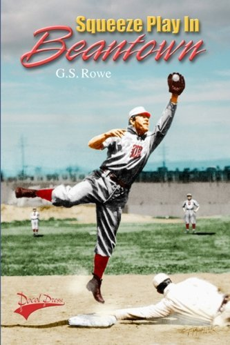 Squeeze Play in Beantown (A Will Beaman Baseball Mystery) by G.S. Rowe (2016-02-13) par G.S. Rowe