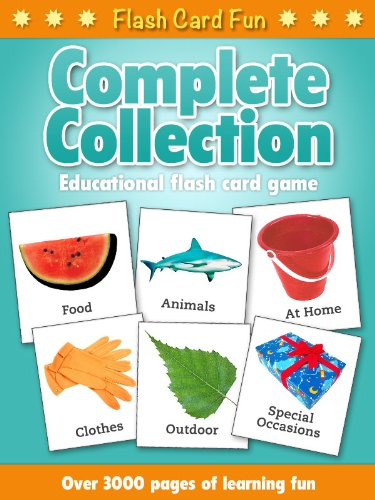 Flash Card Fun : The Complete Collection