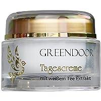 Greendoor giorno crema con bianco tonificante tè,