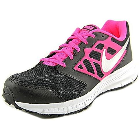 Nike Downshifter 6 GS/PS Jovenes US 5.5 Negro Zapatillas