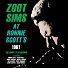 Zoot Sims at Ronnie Scott's 1961 - The Complete Recordings
