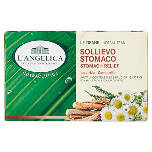 L'Angelica Tisana Sollievo dello Stomaco - 2 pezzi da 30 g [60 g]