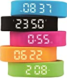 Fitness Tracker Activity Tracker IP67 Water Resistant Smart Bracelet As Step Counter Sleep Monitor Pedometer Calorie Counter Watch For Kids Women Men Christmas Gift