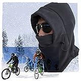 Genossen Passamontagna, per bicicletta, motocicletta, sci, ottimo come berretto e sciarpa per i mesi invernali