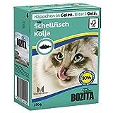 Bozita | Feline Häppchen in Gelee mit Schellfisch | 16 x 370 g