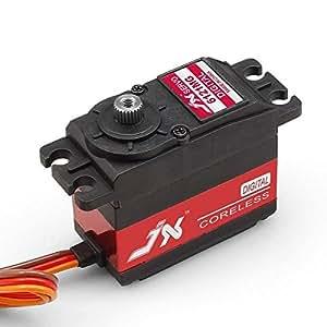 JX PDI- 6221MG 20KG grand couple numérique Coreless Servo Pour RC Modèle
