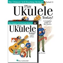 Play Ukulele Today] Beginner's Pack - Includes Book & Online Media by Barrett Tagliarino (2010-12-01)