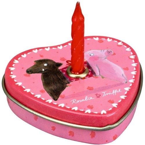 Preisvergleich Produktbild Spiegelburg 10665 Flammende Liebe Rosalie & Trüffel