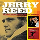 Unbelievable Voice and Guitar of Jerry Reed/ Nashville Underground