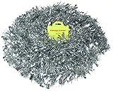 Silber Chunky / Fine Weihnachten Lametta - 4 Meter - Weihnachtsdekoration - Baum Dekoration