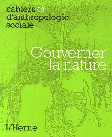 Gouverner la nature par Adel Selmi, Vincent Hirtzel, Collectif