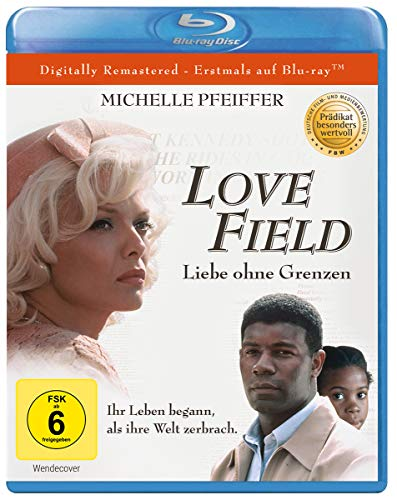 Love Field - Liebe ohne Grenzen [Blu-ray]