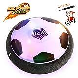 Air Hover Ball Calcio da Interno - Betheaces Pallone da Calcio Fluttuante con LED per Giocare in Casa