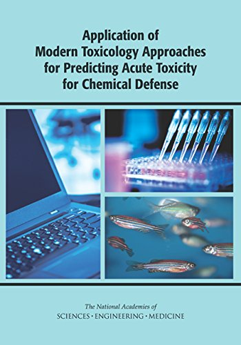 Application Of Modern Toxicology Approaches For Predicting Acute Toxicity For Chemical Defense por Committee On Predictive-toxicology Approaches For Military Assessments Of Acute Exposures epub