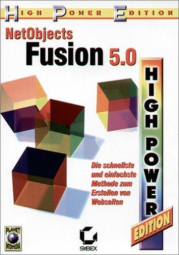 Preisvergleich Produktbild NetObjects Fusion 5