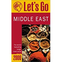 Let's Go 2000 Middle East (Let's Go. the Middle East 2000)