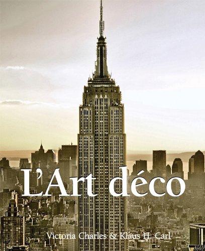 L'Art Deco par Victoria Charles