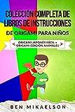 Colección Completa de Libros de Instrucciones de Origami para Niños: Origami...