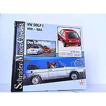 VW Golf I. 1974-1983