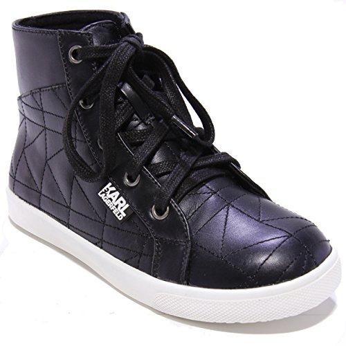 karl-lagerfeld-logo-padded-leather-sneakers