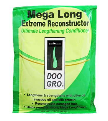 mega long extreme reconstructor ultimate lengthening conditioner doo gro 1.75 oz