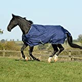 Bucas Smartex Medium Turnout Rug 5ft Blue
