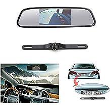Dax-Hub TFT LCD ad alta risoluzione Video sensore di parcheggio