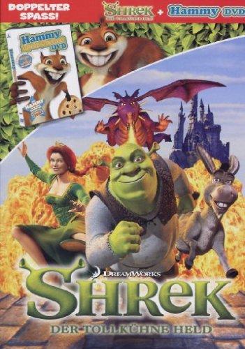 Bild von Shrek - Der tollkühne Held / Hammy Heck - Mecker -DVD
