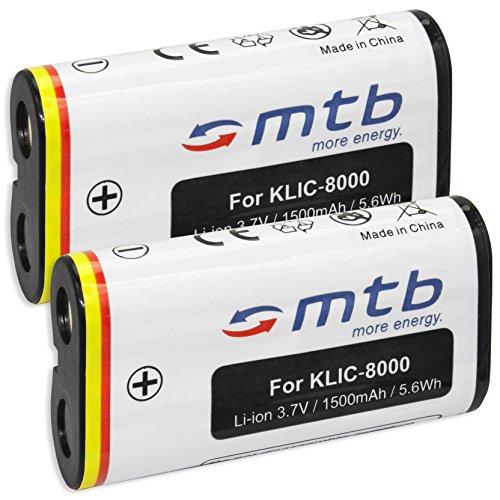 2x-batteries-klic-8000-pour-kodak-easyshare-z612-z712-is-z812-is-z1012-isvoir-liste
