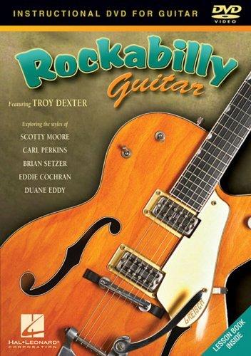Troy Dexter: Rockabilly Guitar [DVD] [Region 1] [NTSC]