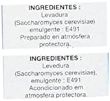 Granovita Levadura Seca Panaderia Condimento - 50 gr