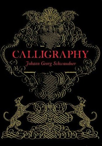 Calligraphy (Calligraphia Latina) (Dover Pictorial Archives)