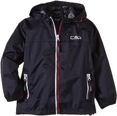 Idea Regalo - CMP 3000 3X57624, Giacca Bambino, Blu (Navy), 140 cm