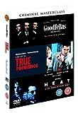 Search : Criminal Masterclass : Goodfellas / True Romance / Heat (3 Disc Box Set) [DVD] [2006]