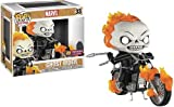 FunKo Marvel Figure Rides 33 Ghost Rider Statua Collezionabile Exclusive, 15107
