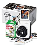 Fujifilm Instax Mini 70 Instant Camera with 10 Shots White