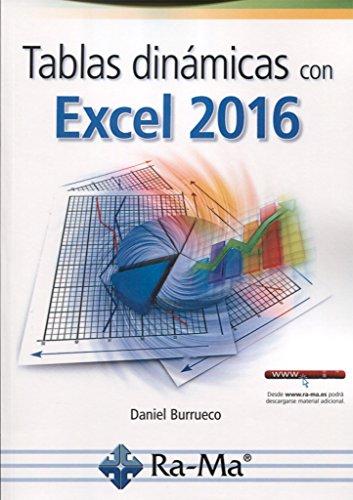 Tablas Dinámicas en Excel 2016 por DANIEL BURRUECO