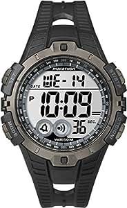 Marathon - Unisex - T5K802 - Digital - Digital - LCD - Noir - Résine