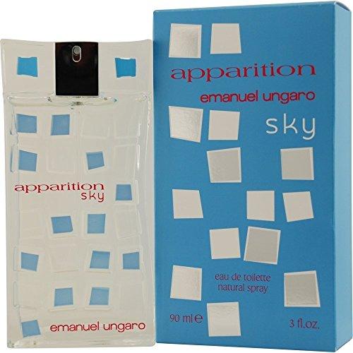 Emanuel Ungaro pour femme - Eau de toilette Apparition Sky - 90 ml