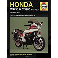 Honda Owners Workshop Manual: Cb750 and Cb900 Dohc Fours 1978 to 1984