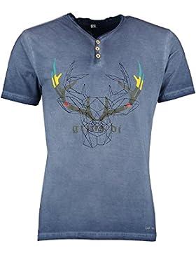 Spieth & Wensky T-Shirt Denno blau