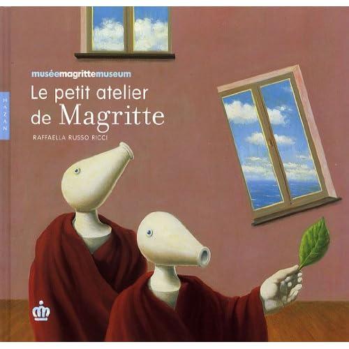 Le petit atelier de LMagritte
