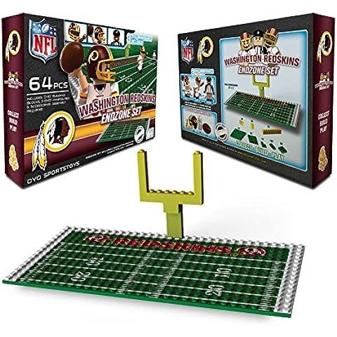 NFL Washington Redskins Endzone Toy Set