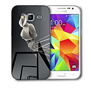 Snoogg Abstract 3D Design Printed Protective Phone Back Case Cover For Samsung Galaxy Core Plus G3500
