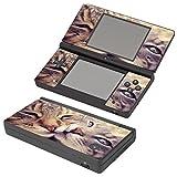 Cats 10038, Kätzchen, Design folie Sticker Skin Aufkleber Schutzfolie mit Farbenfrohe Design für Nintendo DSi Designfolie