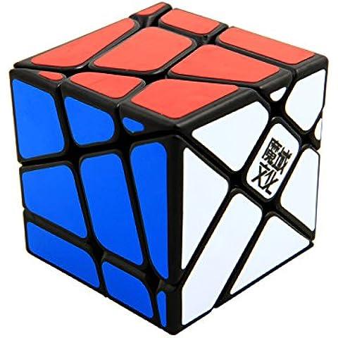 Tera Cubo Magico Rompecabezas Cubo Puzzle Irregular 57mm