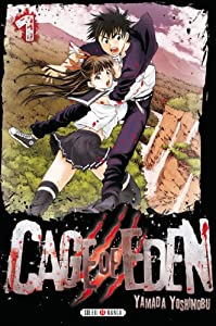 Cage of Eden Edition simple Tome 1