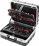 Cimco Werkzeugkoffer 17 0602 Industrie, bestückt Werkzeugset 4021103706022